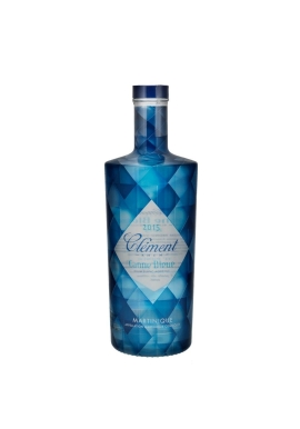 Rhum Clement Canne Blue 2015 70cl 50%, France / Martinique