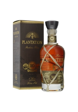 Rhum Plantation Barbados XO 20th Anniversary 70cl 40%, Melasse, Barbades