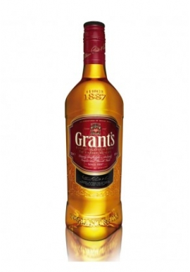 Whisky Grant\'s Family Reserve 70cl 40%, Blended , Ecosse
