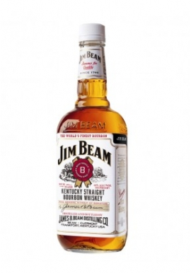 Whisky Jim Beam Bourbon 70cl 40%, Bourbon, Etats-unis / Kentucky