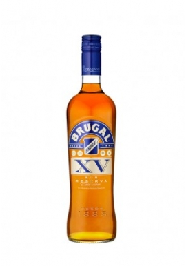 Brugal XV 70cl 38%, Rhum De Melasse, Republique Dominicaine