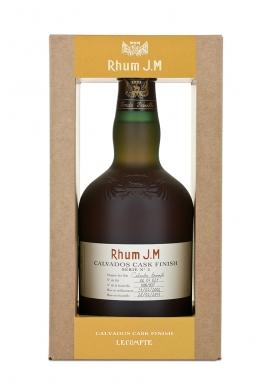 Rhum Vieux JM Calvados Cask Finish 2005 ( 9ans ) 70cl 40.8%,  Agricole, France / Martinique