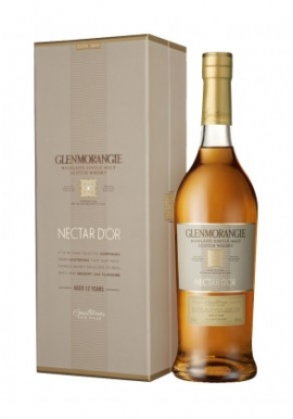 Whisky Glenmorangie Nectar D'or 12ans  70cl 46%, Single Malt , Ecosse / Highlands