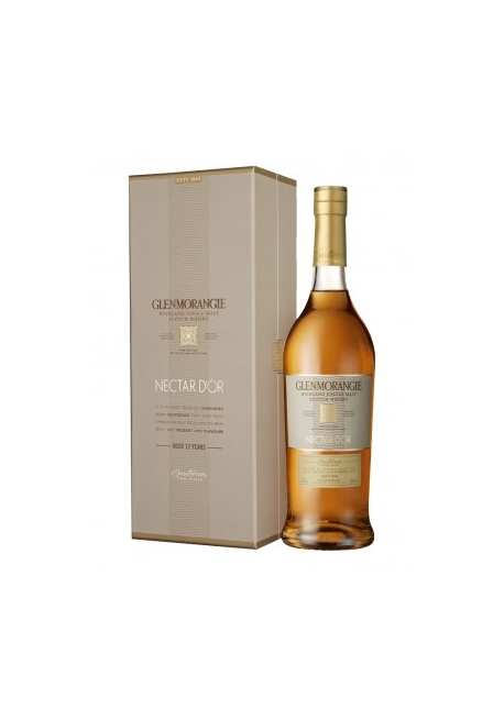 Whisky Glenmorangie Nectar D\'or 12ans  70cl 46%, Single Malt , Ecosse / Highlands