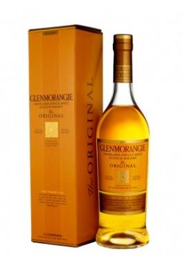 Whisky Glenmorangie Original 10ans 75cl 40%, Single Malt , Ecosse / Highlands