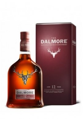 Whisky Dalmore 12ans 70cl 40%, Single Malt , Ecosse / Highlands