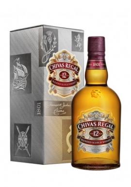 Whisky Chivas 12ans 70cl 40%, Blended , Ecosse