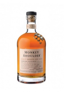Whisky Monkey Shoulder 70cl 40%, Blended Malt , Ecosse / Speyside