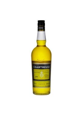 Liqueur Chartreuse Jaune 70cl 40%, France
