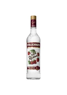 Vodka Stolichnaya Razberi 70cl 37.5%, Lettonie