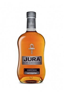 Whisky Jura Superstition 70cl 43%, Single Malt, Ecosse / Highlands-jura