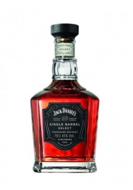 Whisky Jack Daniel\'s Single Barrel 70cl 45%, Etats-unis / Tennessee