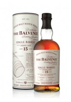 Whisky Balvenie 15ans Single Barrel Sherry Cask 70cl 47.8%, Single Malt Whisky, Ecosse / Speyside