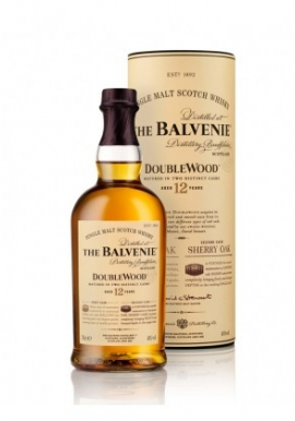 Whisky The Balvenie 12ans Double Wood 70cl 40%, Single Malt, Ecosse / Speyside