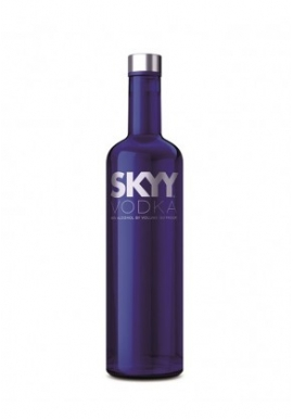 Vodka Skyy 70cl 40%, Cereale, Etats-unis
