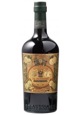 Vermouth Del Professore Rouge 75cl 18%,  Italie / Piemont