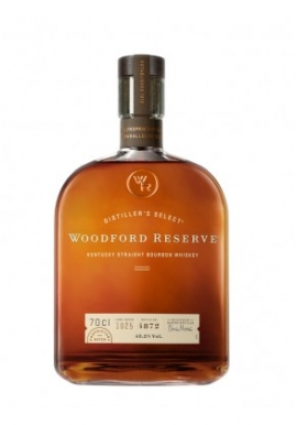 Whisky Woodford Reserve Straight Bourbon 70cl 43.2%, Bourbon, Etats-unis / Kentucky