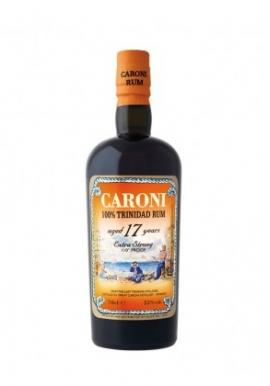 Caroni 17ans 70cl  55%, Rhum De Melasse, Trinite & Tobago
