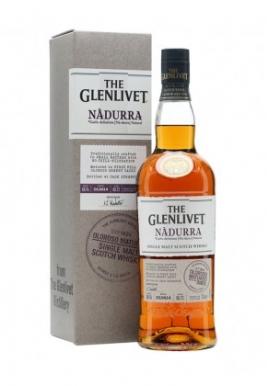 Whisky The Glenlivet Nàdurra Oloroso 70cl 60.3%, Single Malt , Ecosse / Speyside