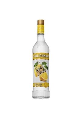 Vodka Stolichnaya Citros 70cl 37.5%, Lettonie