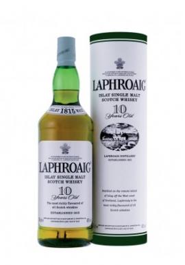 Whisky Laphroaig 10ans 70cl 40%,