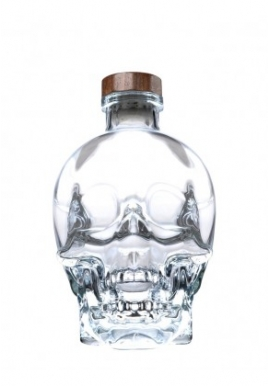 Vodka Crystal Head 70cl 40cl ,  Cereale, Canada