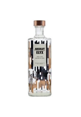 Vodka Absolut Elyx 150cl 42.3%,  Cereale, Suede / Skane