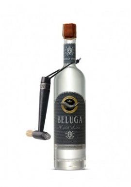 Vodka Beluga Noble Gold 70cl 40%,  Cereale, Russie / Kemerovo Oblast