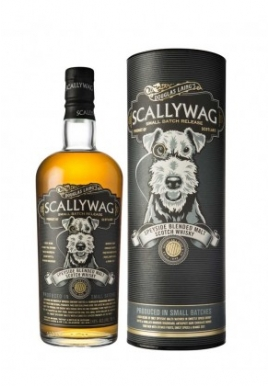Whisky Scallywag Speyside Blended Malt 70cl 46.8%, Ecosse / Speyside
