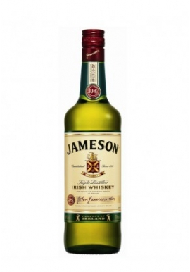 Whisky Jameson 70cl 40%, Blended , Irlande / Cork County