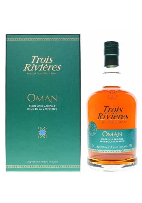 Rhum Trois Rivieres Oman 70cl 42%, Agricole, Martinique