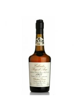 Calvados Christin Drouin Pays D'Auge Couer de Lion 1977 70cl 42%, France