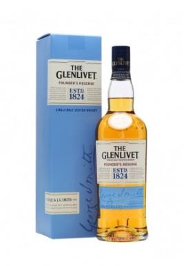 Whisky The Glenlivet Founder\'s reserve 70cl 40%,