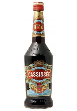 Liqueur Creme Cassis L\'Héritie Guyot 70cl 16%, France