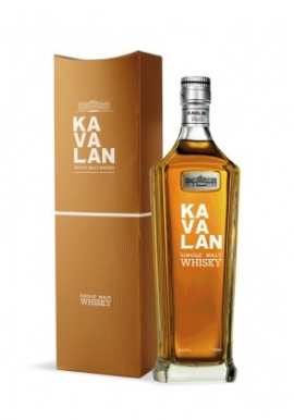 Whisky Kavalan Single Malt 70cl 40%, Single Malt , Taiwan