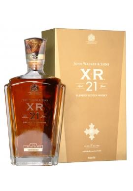 Whisky Johnnie Walker XR 21ans 75cl 40%, Blended/ Ecosse