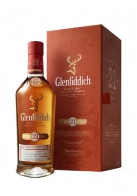 Whisky Glenfiddich 21ans Reserve Rhum Cask Finish 70cl 40%, Single Mallt, Ecosse / Speyside