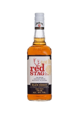 Whisky Jim Beam Red Stag 70cl 40%, Etats-unis / Kentucky