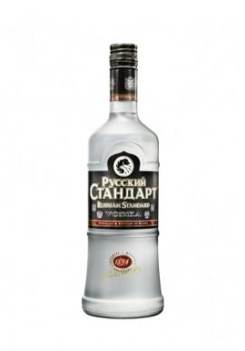 Vodka Russian Standard 70cl 40%, Cereale, Russie