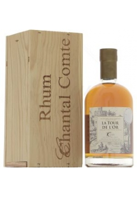 Rhum Chantal Comte La Tour de L\'Or Bourbon Finish 70cl 46.5%, Martinique
