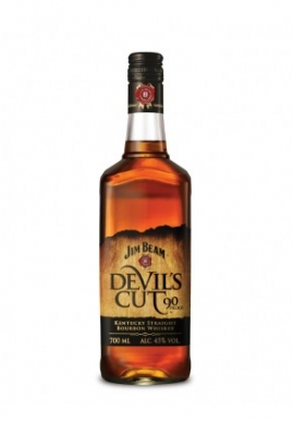 Whisky Jim Beam Devil\'s Cut 70cl 45%, Bourbon, Etats-unis / Kentucky