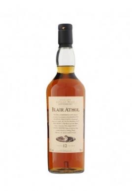 Whisky Blair Athol 12ans 70cl 43%, Single Malt , Ecosse / Highlands