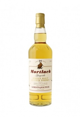 Whisky Mortlach 21ans 70cl 43%, Single Malt , Ecosse / Speyside