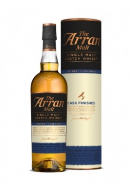 Whisky Arran Single Malt Port Cask Fininsh 70cl 50%, Single Malt , Ecosse / Highlands-arra