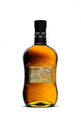 Whisky Jura  Cask 1995 70cl 56.5%, Single Malt, Ecosse / Highlands-jura