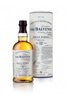 Whisky Balvenie Single Barrel 12ans 70cl 47.8%, Single Malt, Ecosse / Speyside