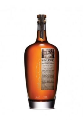 Whisky Masterson\'s Straight Rye10ans 70cl 45%,  Etats-unis