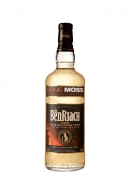 Whisky Benriach Birnie Moss Intensely Peated 70cl 48%, Ecosse / Speyside