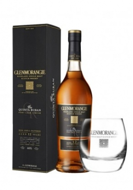 Whisky Glenmorangie Port Cask Quinta Ruban 70cl 46%, Single Malt , Ecosse / Highlands