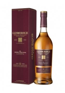 Whisky Glenmorangie Sherry Cask Lasanta 12ans 70cl 43%, Single Malt , Ecosse / Highlands